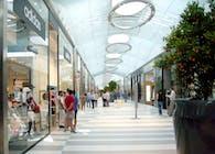 Shopping Center and PArk - La cartiera (Pompei - Naples, IT)