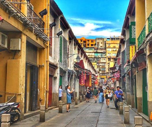 Historic Centre of Macau. Photo: cattan2011/Flickr