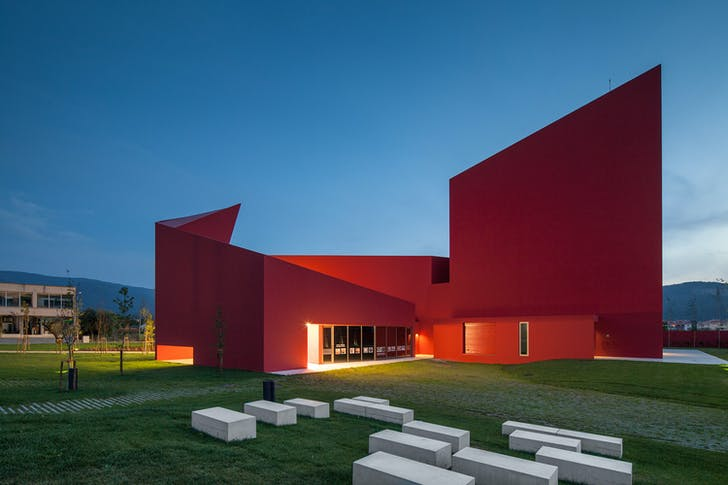 Photo: João Morgado - Architecture Photography