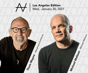 Architects, not Architecture - Los Angeles Edition - Thom Mayne and Michael Maltzan