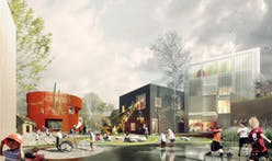 COBE and NORD Architects Win Copenhagen's Prinsessegade Kindergarden