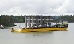 This Is the First Mobile Building In the World