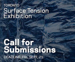 Toronto Design Offsite Festival Thematic Exhibition Call for Submissions