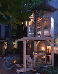 A Treehouse in Brooklyn