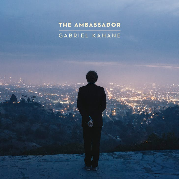 Album cover for 'The Ambassador' / Josh Goleman.