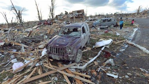 Washington, Illinois (pictured) was denied disaster relief after a 2013 tornado. Image via abcnews.go.com.