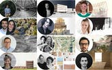 The 12 finalists of the 2018 Young Talent Architecture Award