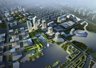 Liyang South New City Master Plan