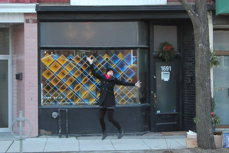 Gradient Grid @ Toronto Design Off Site Festival