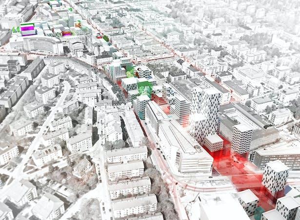 3D View Proposal
