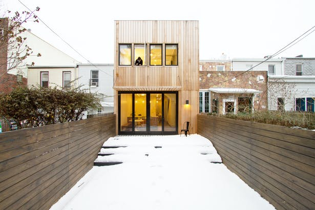 Brooklyn Row House 2 Office Of Architecture Archinect