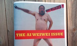 Archinect Zine #1, AI WEIWEI, newly released!!