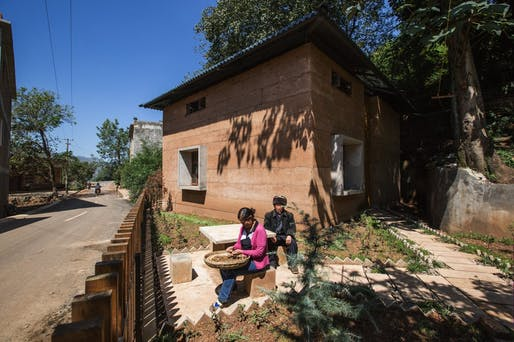 World Building of the Year 2017: The Chinese University of Hong Kong's Post-earthquake reconstruction/demonstration project of Guangming Village.