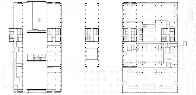 Floor Plan. Image © OMA.