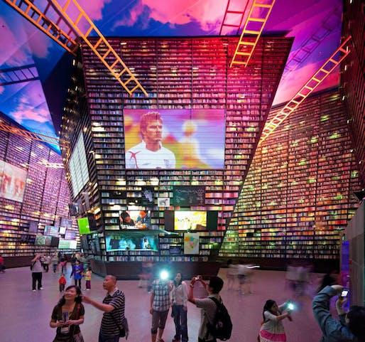 Kossmann.dejong - Interior Design Firm of the Year. Photo credit: Kossmann.dejong.