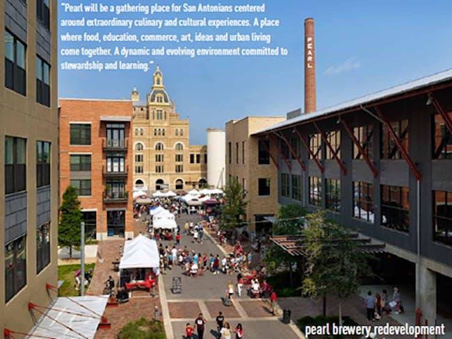 The Pearl Brewery Redevelopment Master Plan; San Antonio, Texas Lake|Flato Architects