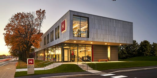 Pagliuca Harvard Life Lab, Allston, Massachusetts | Shepley Bulfinch. Photo: Robert Benson Photography.