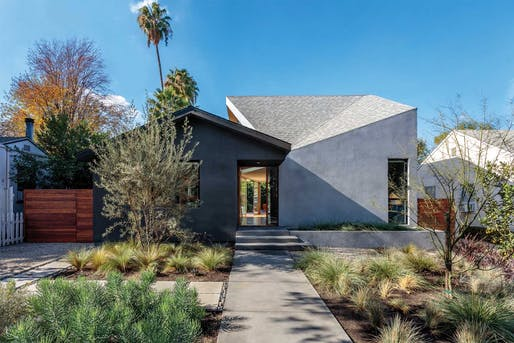 ADAPTIVE REUSE/RENOVATION/HISTORIC PRESERVATION - Honor: ½ House (Sherman Oaks, CA) by Now Here. Photo: Joshua White.