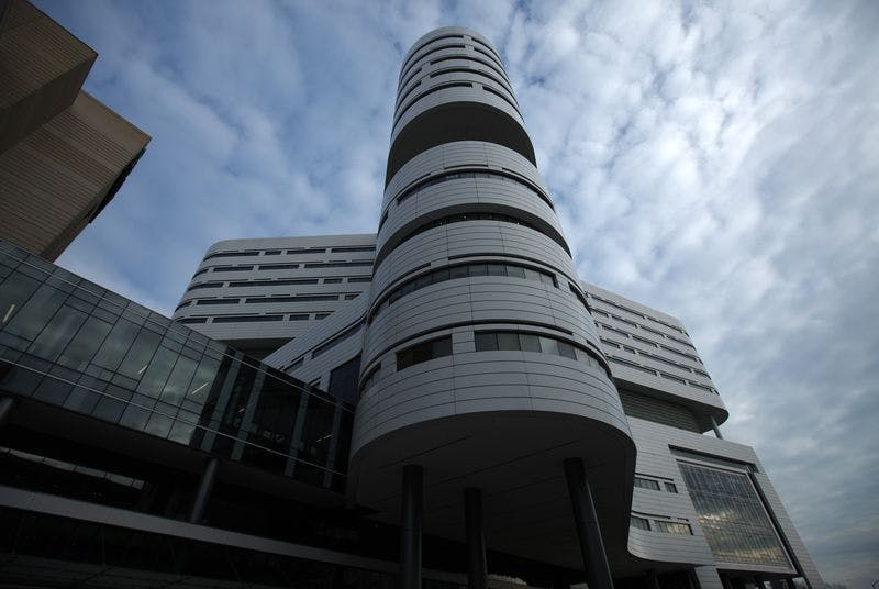 Rush hospital just what the doctor ordered?   News   Archinect