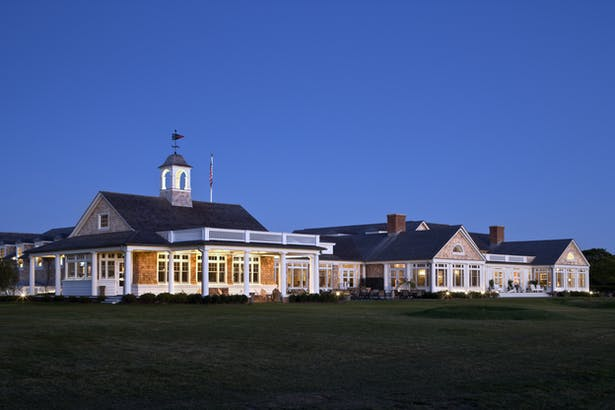 Exterior View from 1st Hole