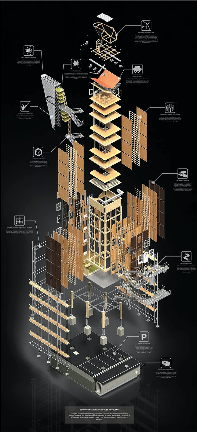 The D.I.Y. Building by Paul-Andrei Burghelea with Shaun Murray