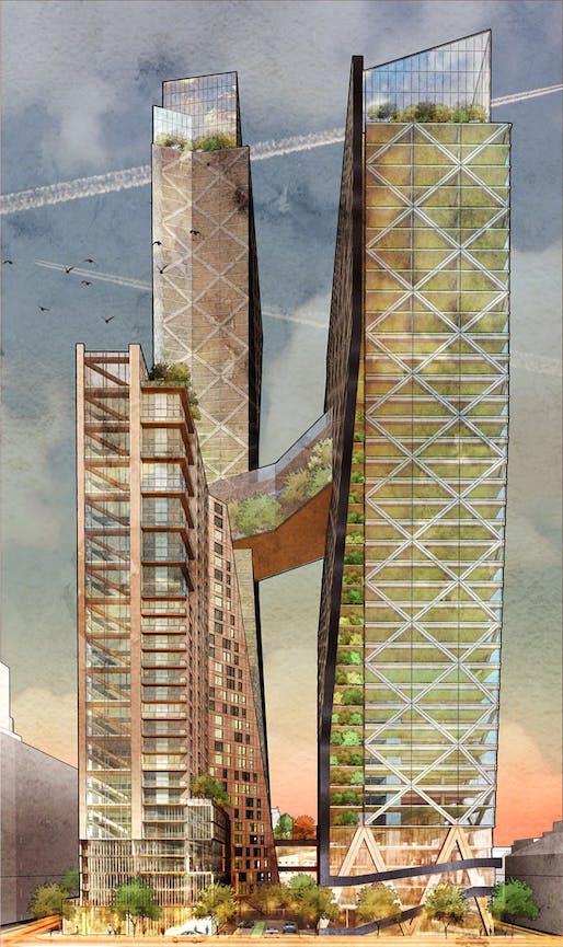 Image: Hickok Cole Architects.