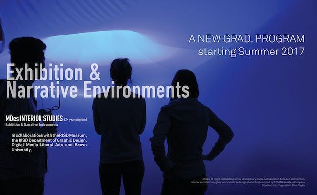 Int|AR Exhibition & Narratve Environments program