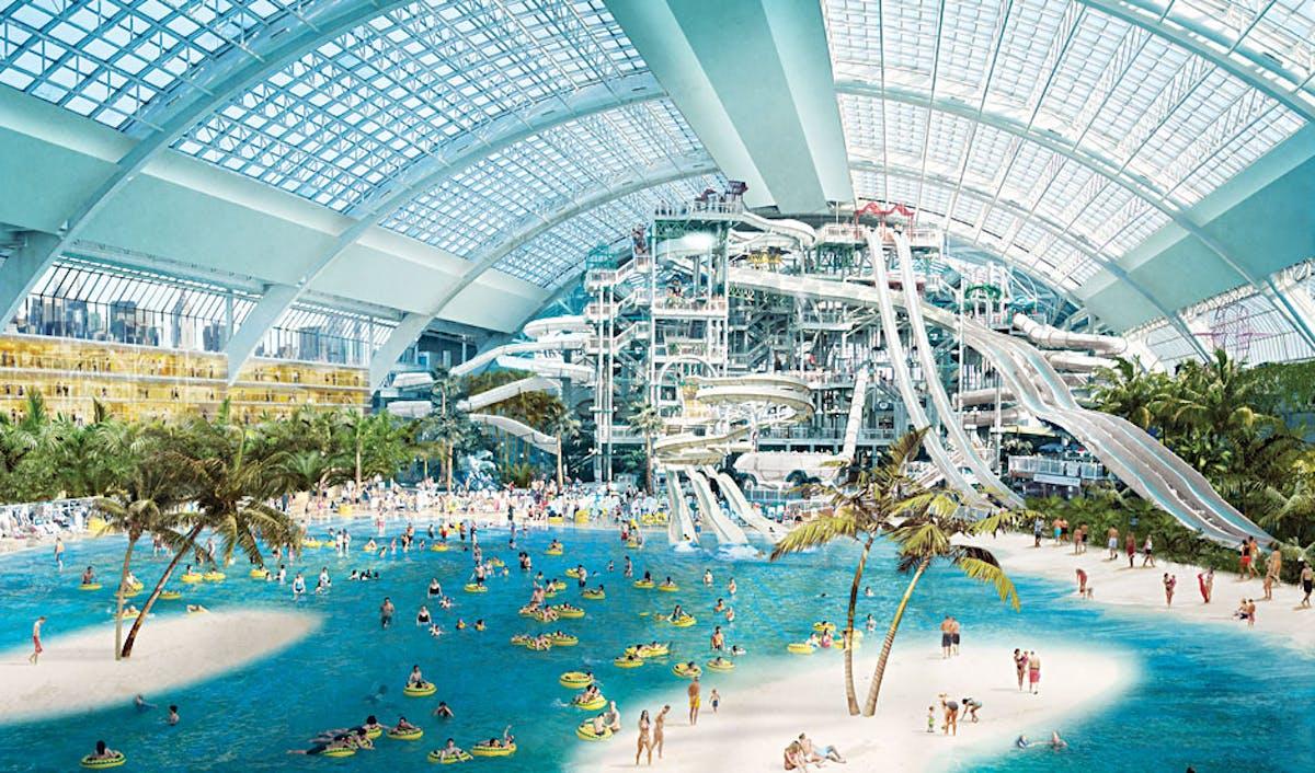Malls In Ct >> American Dream Meadowlands Mega Mall | Edward Parsons ...
