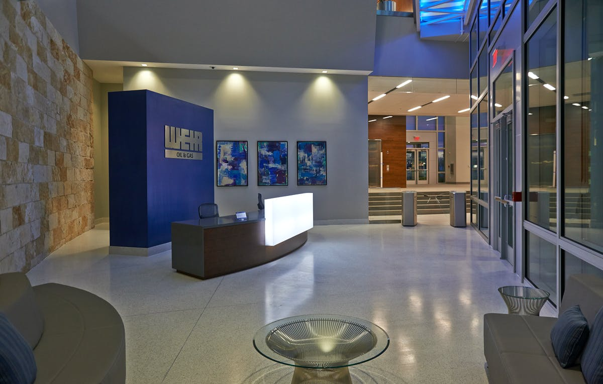 Weir Oil & Gas Headquarters | Hahnfeld Hoffer Stanford | Archinect
