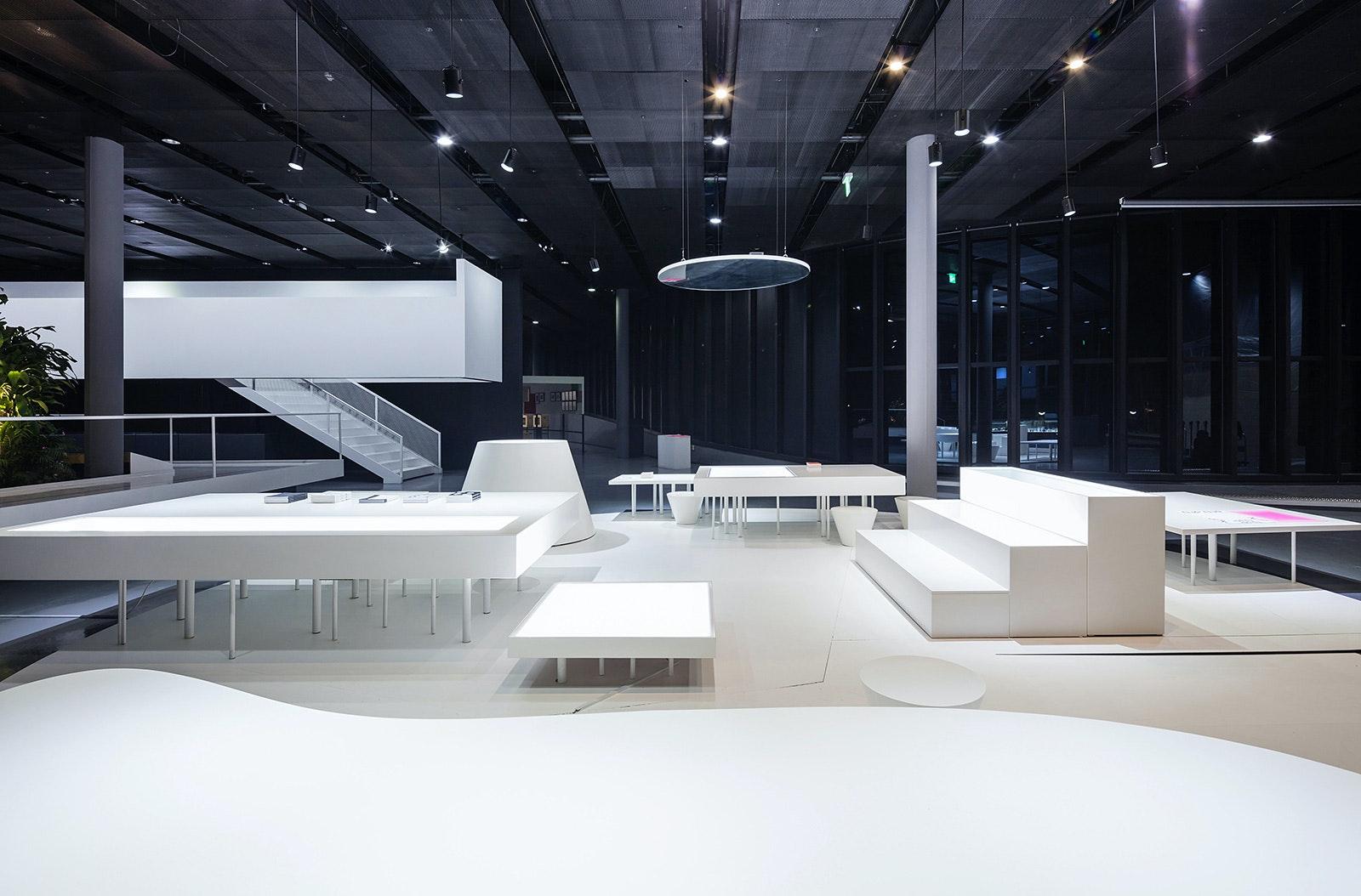 Architect n h d m nahyun hwang david eugin moon architect of record alab architects photo courtesy of nam june paik art center