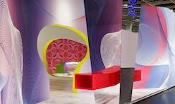 Deutsche Bank Lounge by Karim Rashid