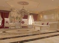 Interior design classic living