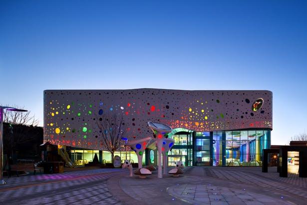 Incheon Children Science Museum Haeahn Architecture