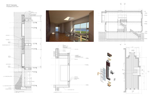 Revit Samples | Peter Hiller | Archinect
