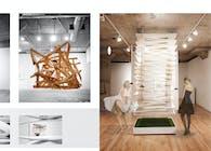 Architecture of Crisis Exhibition, UIUC + Aptum Architecture