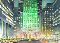Helmsley Building in December, Park Avenue, New York
