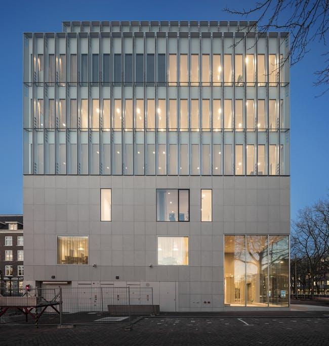 designed by KAAN Architecten (exterior) © Fernando Guerra | FG+SG