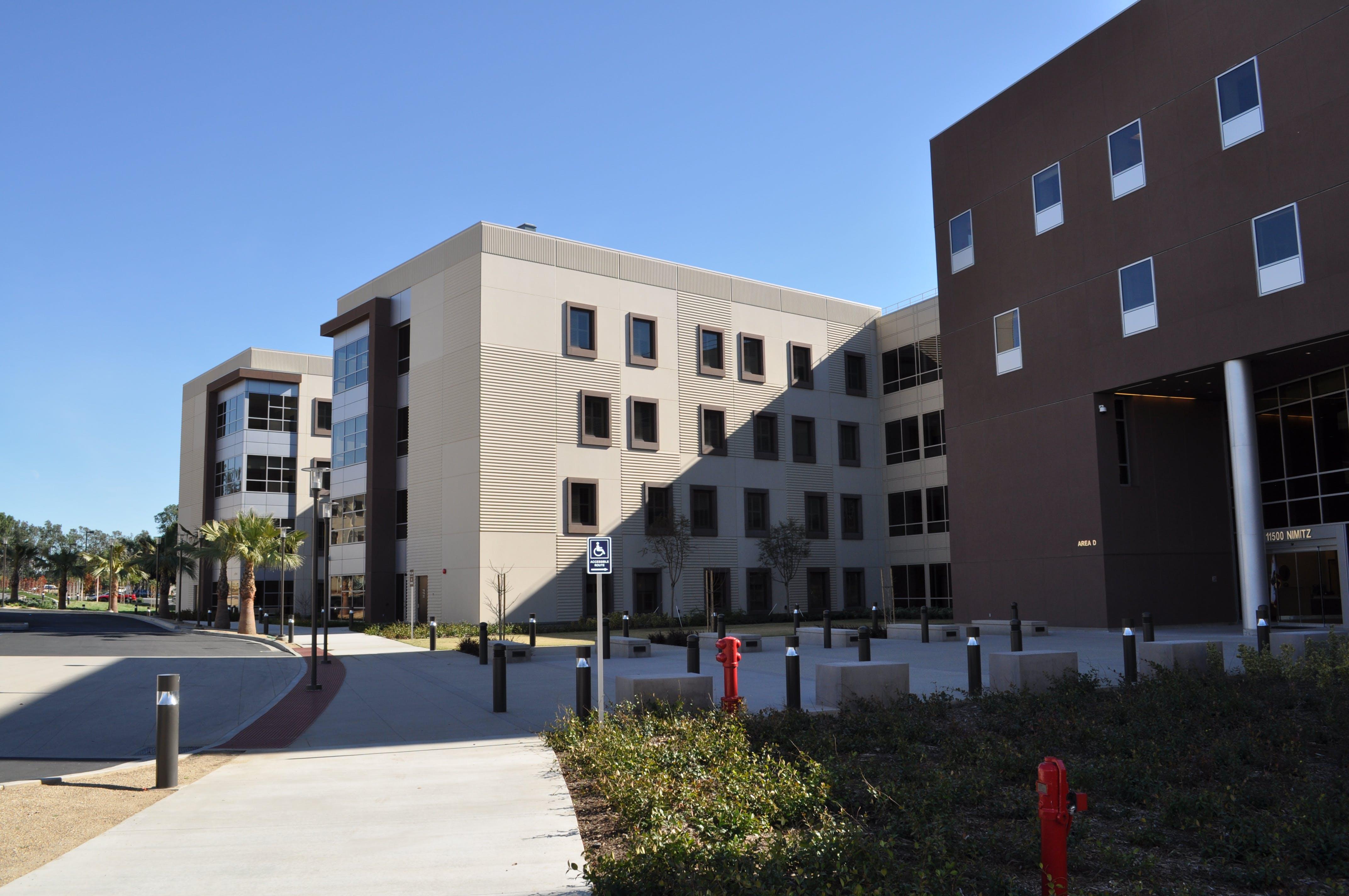 Veterans Home Of California Daniel Ubovich Archinect