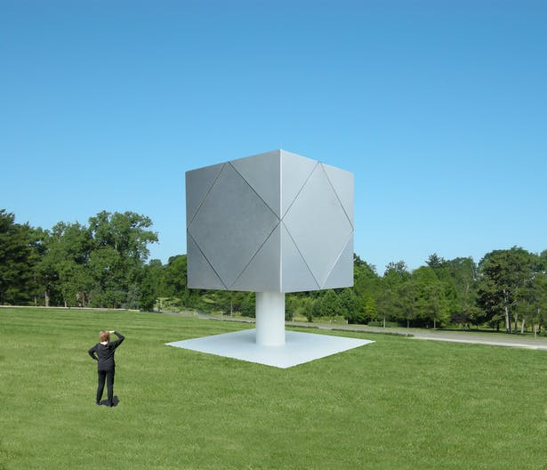 The original cube form.