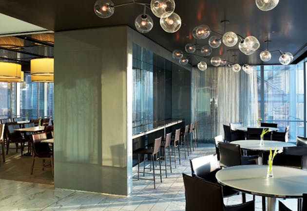 Executive Dining Room And Servery Patrick Gegen Archinect