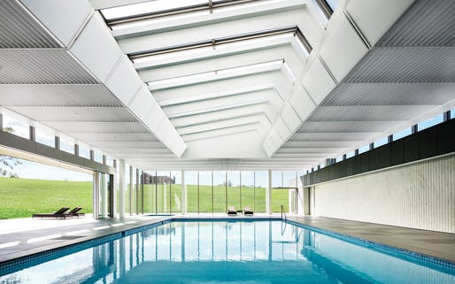 ​Award of Merit: Millerton Pool House | Millerton, NY. Photo: Scott Frances.