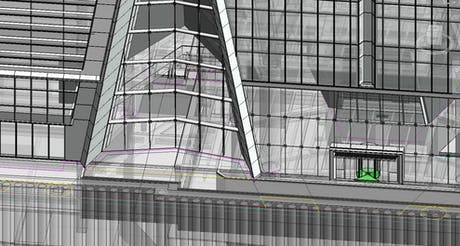 Structural detailing/coordination