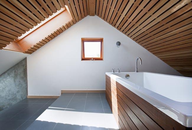 Chartreuse House - collaboration with Tierra Sol y Mar by Vertebrae LA. Photo © Vertebrae LA