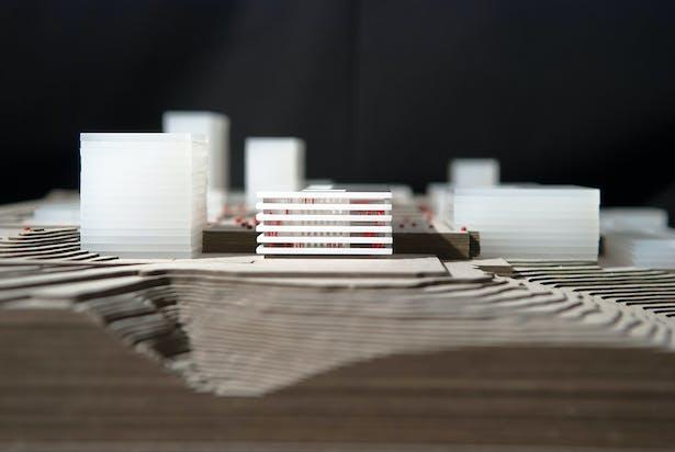 KAAN Architecten/ GUZ University, Tübingen (Germany)