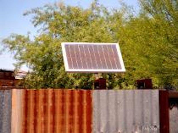 Solar Locks