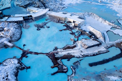 The Retreat at Blue Lagoon Iceland - Basalt Architects Image © Blue Lagoon