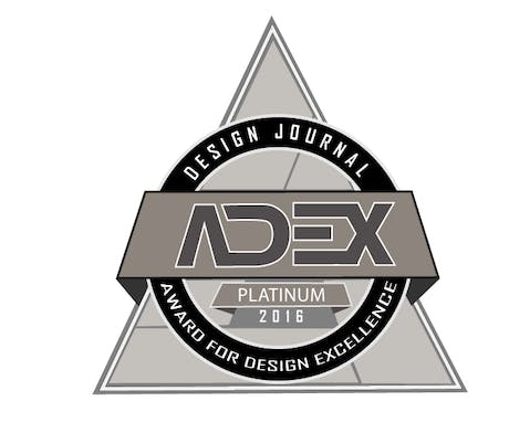 Lightlink Lighting has won 2017 ADEX awards from Design Journal.