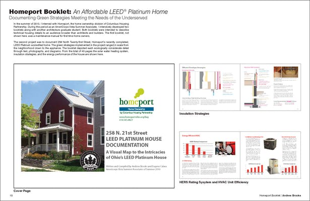 Affordable Green House Booklet - 1/2