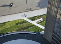 Nathan Phillips Square Podium Roof Garden
