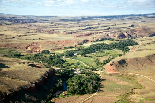 Wyoming is known for its vast open spaces and beautiful landscapes, but it also has the highest suicide rate in the US. New research identifies a counterintuitive link between rural living and mental health issues. Credit: Wikipedia